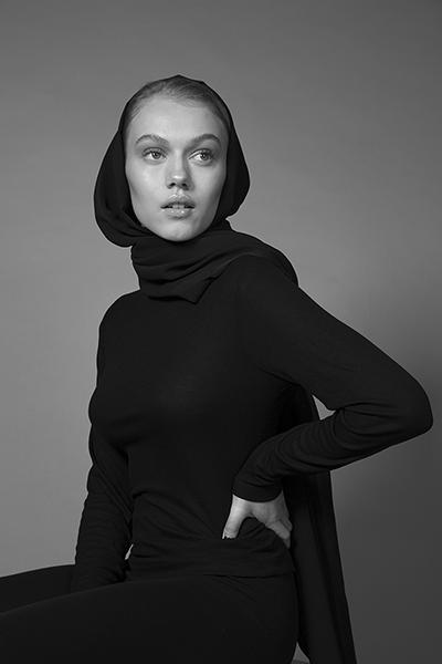 Freya magazine- shoot Modest Headwear 1