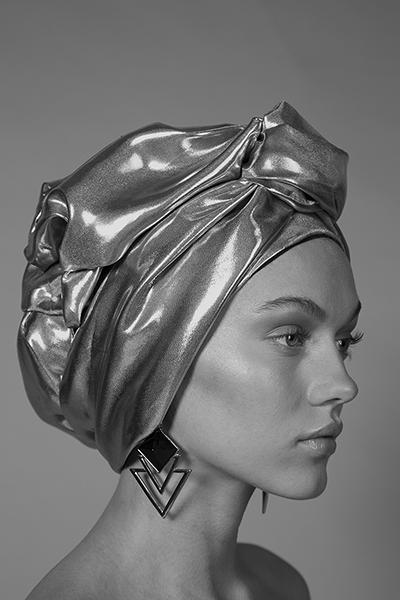 Freya magazine- shoot Modest Headwear 2